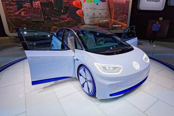 89 Concept of Volkswagen 2019 Electric New Concept by Volkswagen 2019 Electric
