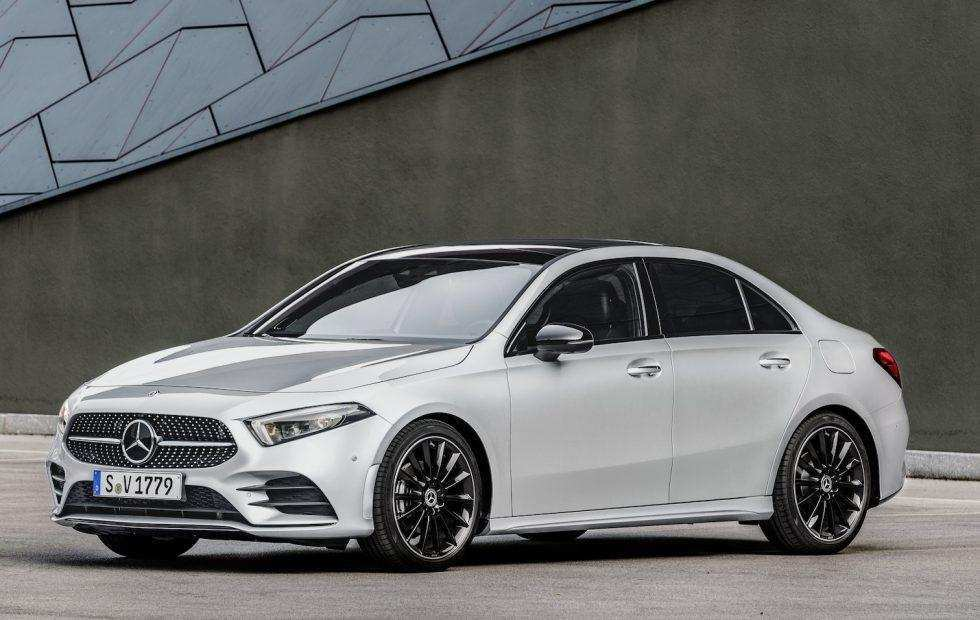 89 Gallery of 2019 Mercedes A Class Usa Redesign with 2019 Mercedes A Class Usa