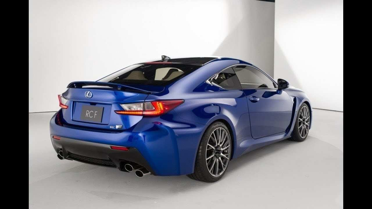 89 Gallery of Lexus Rcf 2019 Overview for Lexus Rcf 2019