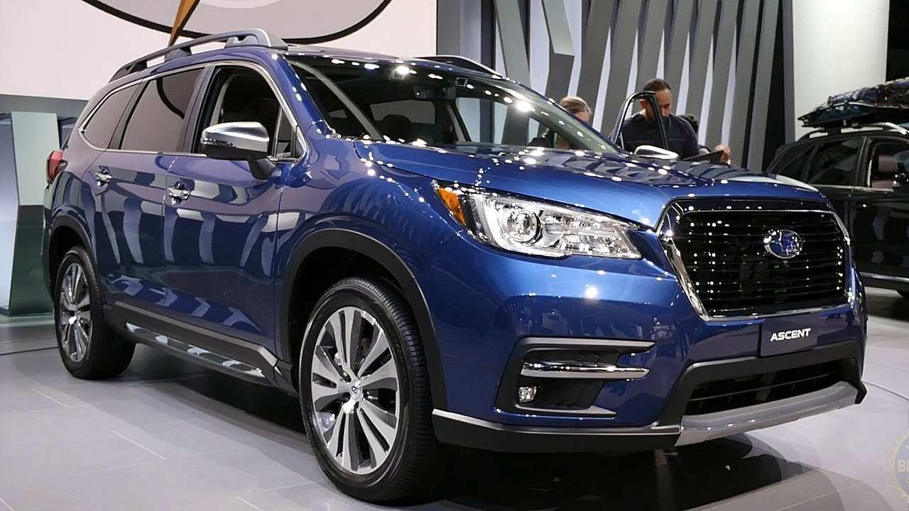 89 New 2019 Subaru Ascent Kbb Release by 2019 Subaru Ascent Kbb