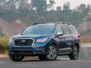 89 The 2019 Subaru Ascent Kbb Redesign for 2019 Subaru Ascent Kbb