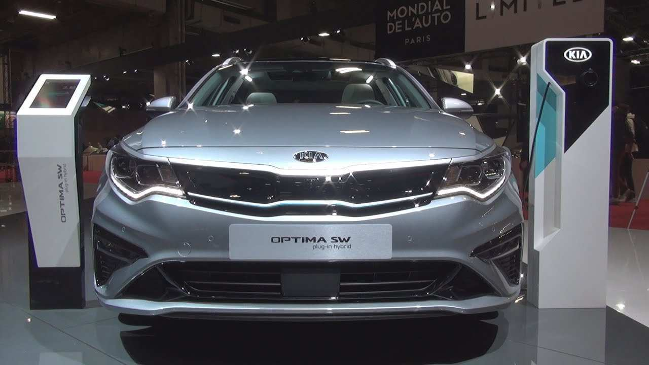 90 Concept of Kia Hybrid 2019 New Review by Kia Hybrid 2019