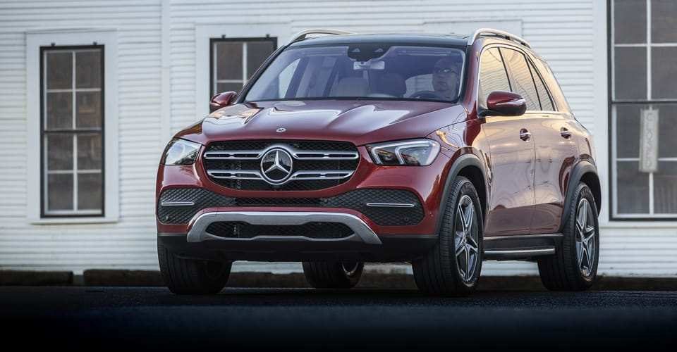 90 New Gle Mercedes 2019 Speed Test for Gle Mercedes 2019