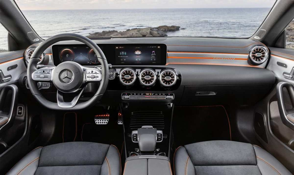 90 New Mercedes Cla 2019 Release Date New Concept with Mercedes Cla 2019 Release Date