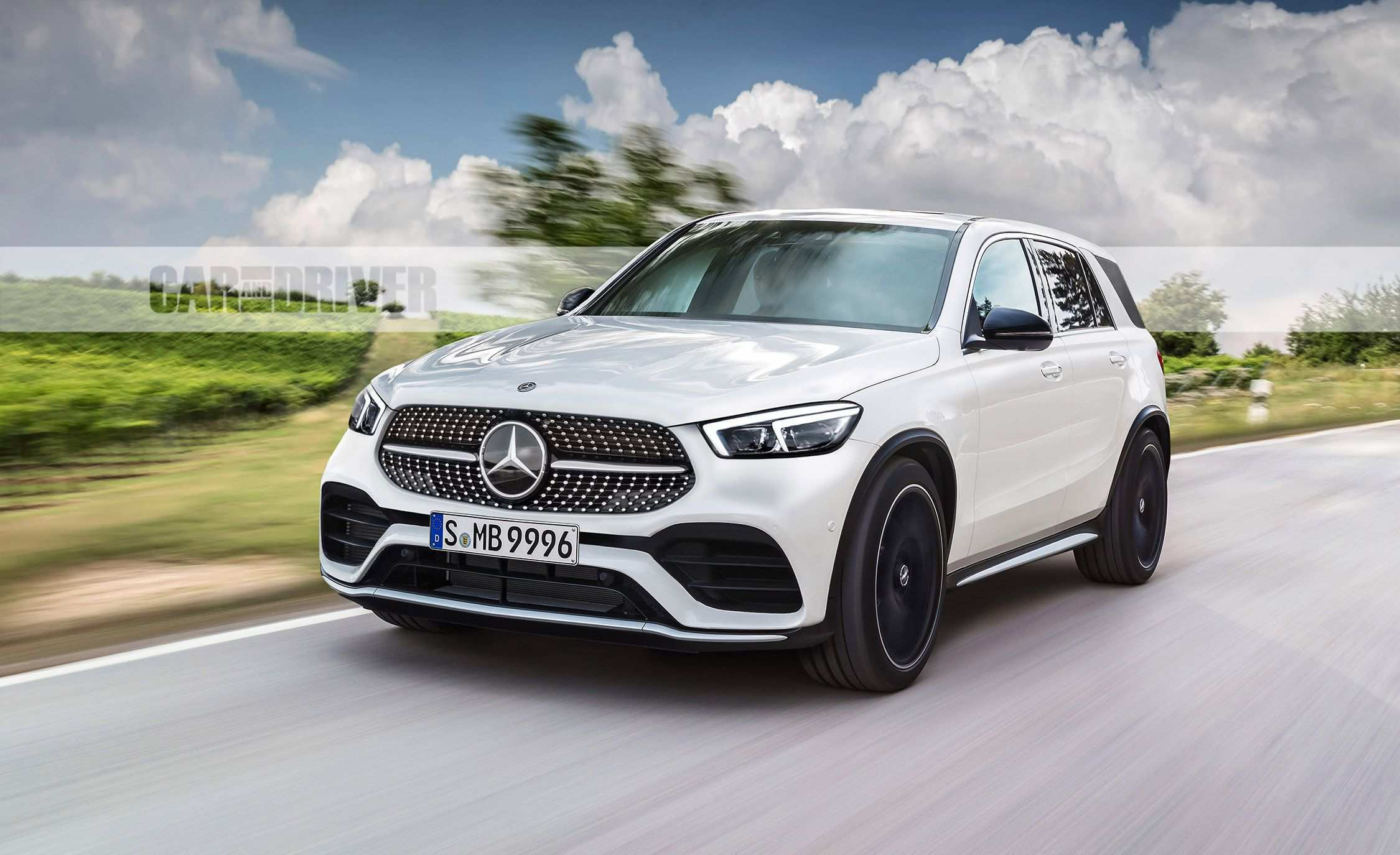 91 All New Mercedes M Class 2019 Pictures for Mercedes M Class 2019