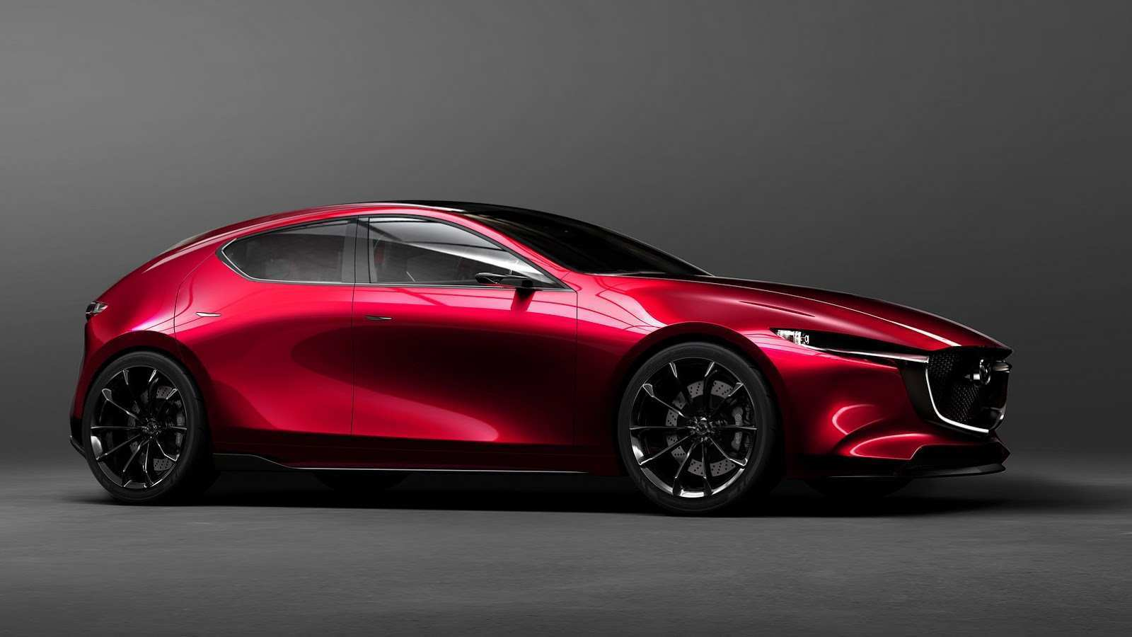 91 Concept of 2019 Mazda 3 Turbo Concept by 2019 Mazda 3 Turbo