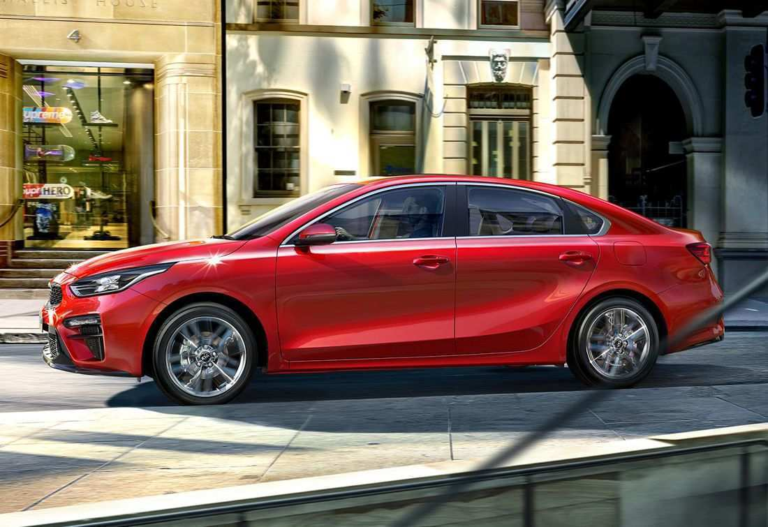 91 Concept of Kia Mexico Forte 2019 Prices for Kia Mexico Forte 2019