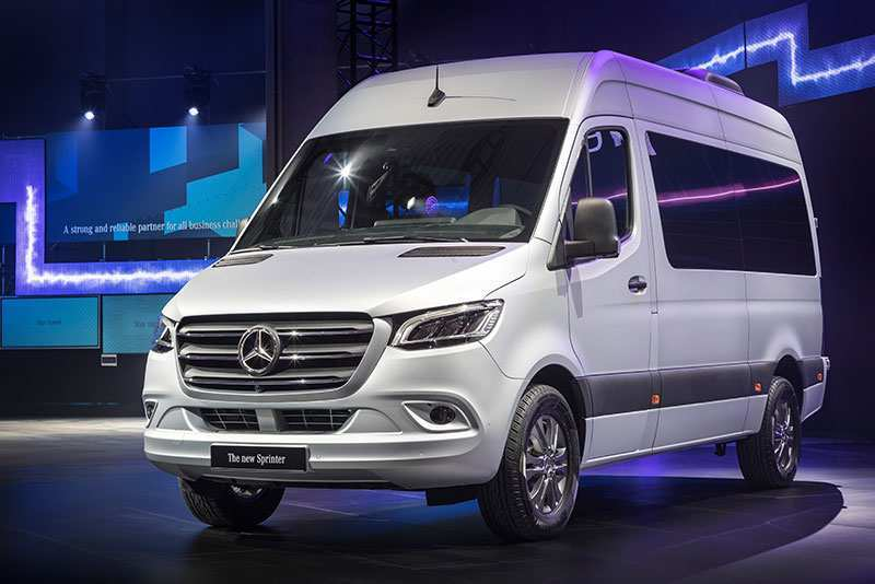 91 Concept of Sprinter Mercedes 2019 Exterior and Interior with Sprinter Mercedes 2019