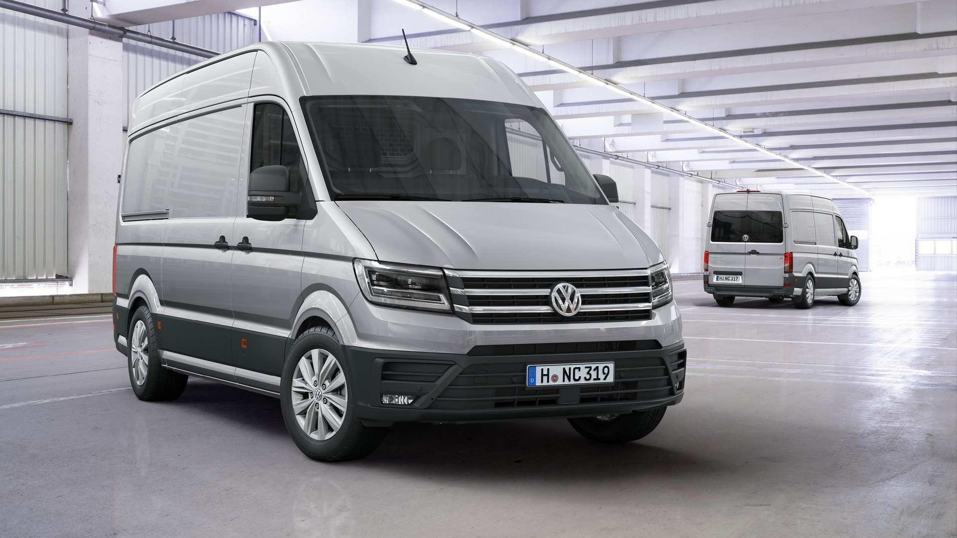 91 Concept of Volkswagen Crafter 2019 Interior with Volkswagen Crafter 2019