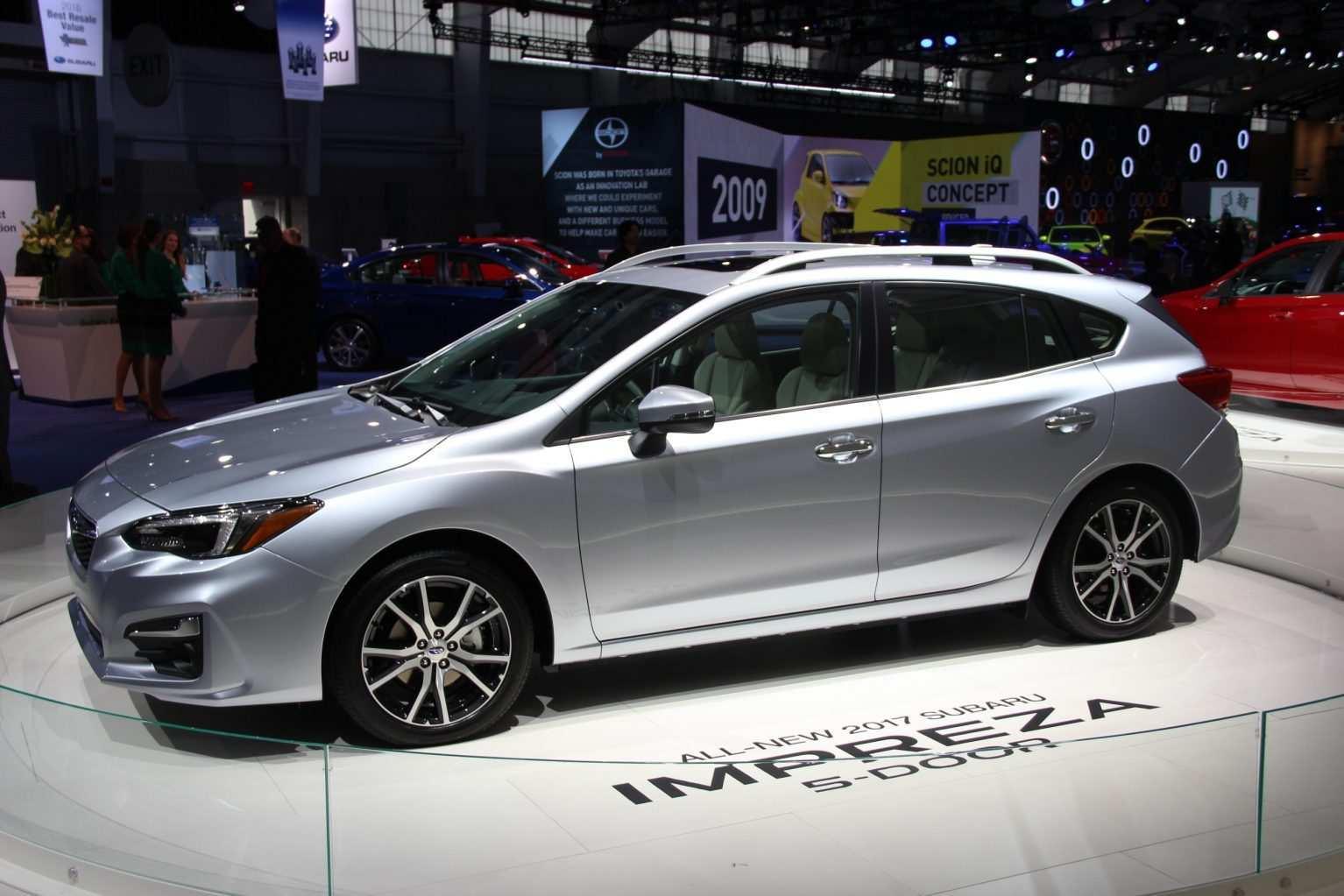 91 Gallery of Subaru 2019 Hatchback Exterior for Subaru 2019 Hatchback