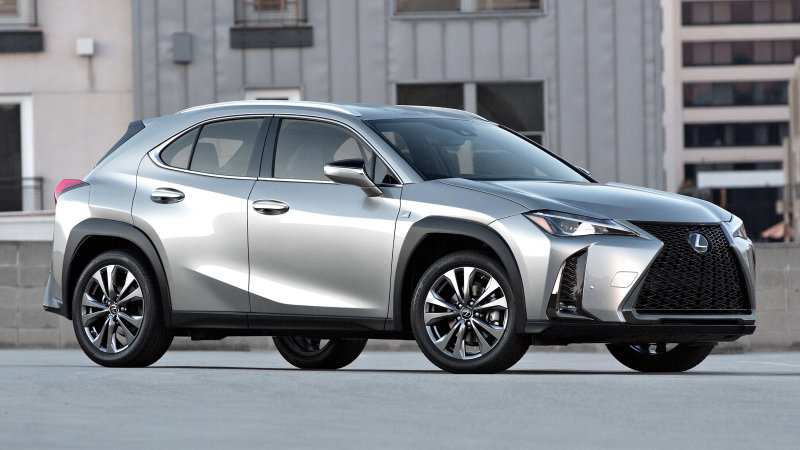 91 New 2019 Lexus Ux200 Interior for 2019 Lexus Ux200