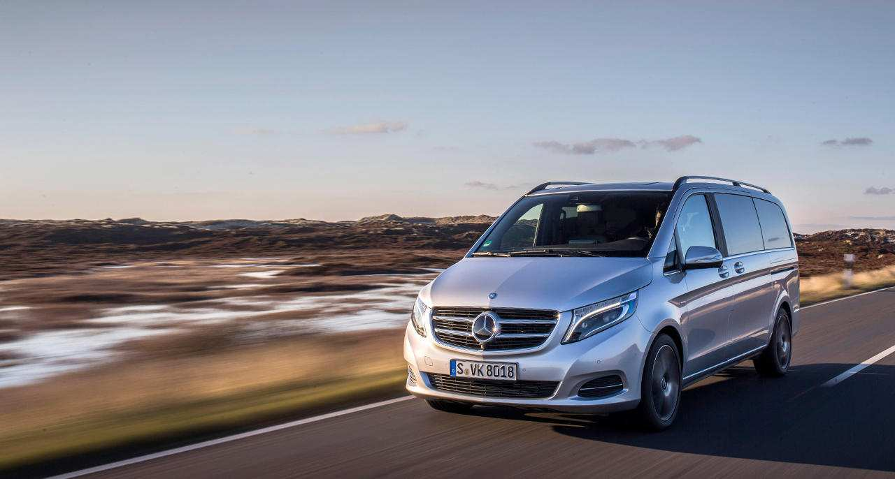 91 New Mercedes V Klasse 2019 Performance and New Engine for Mercedes V Klasse 2019