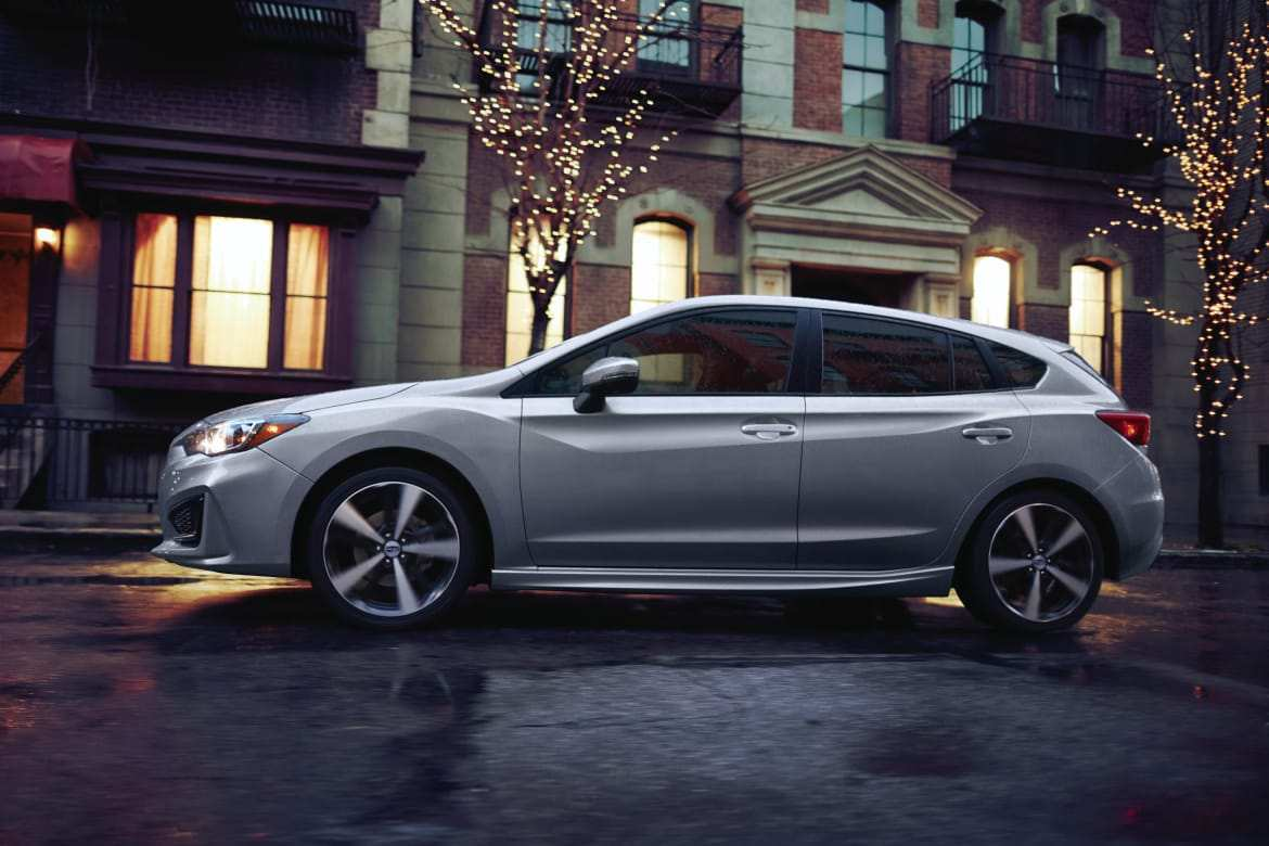 91 New Subaru 2019 Hatchback Redesign for Subaru 2019 Hatchback