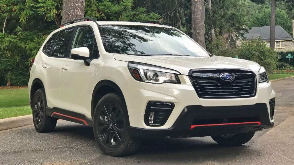 91 New Subaru Forester 2019 Gas Mileage Model with Subaru Forester 2019 Gas Mileage