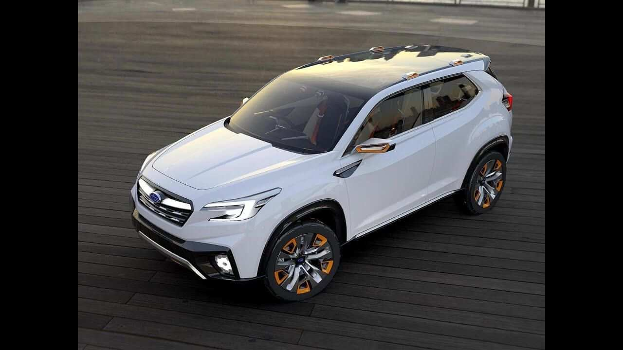 91 The Subaru Redesign 2019 Spy Shoot with Subaru Redesign 2019