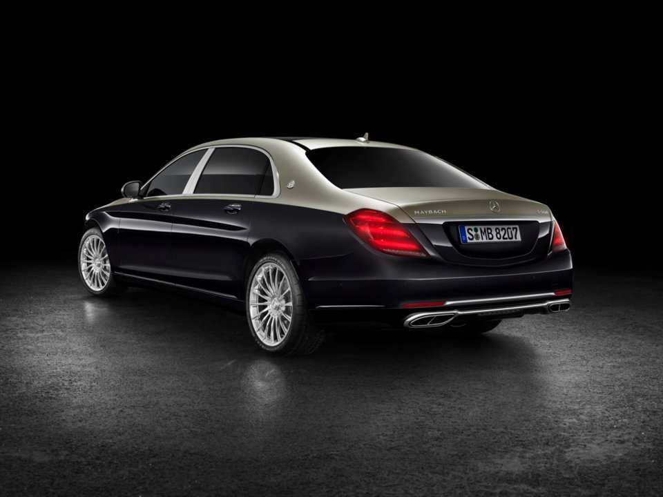 92 All New 2019 Mercedes Maybach S650 Pictures for 2019 Mercedes Maybach S650
