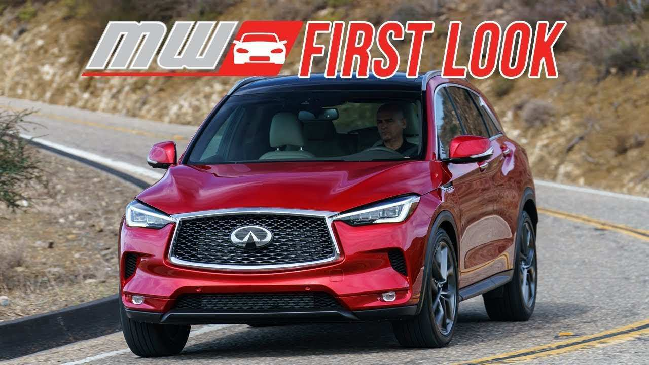 92 Best Review 2019 Infiniti Qx50 First Drive Spy Shoot for 2019 Infiniti Qx50 First Drive