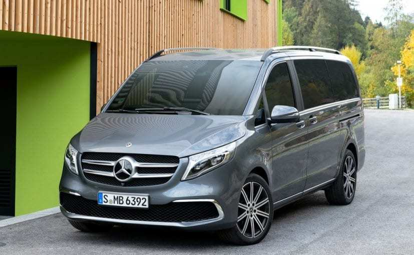 92 Best Review Mercedes V Klasse 2019 Exterior with Mercedes V Klasse 2019