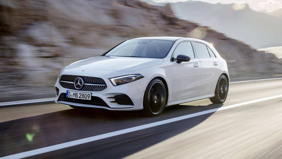 92 Concept of 2019 Mercedes A Class Usa Reviews by 2019 Mercedes A Class Usa