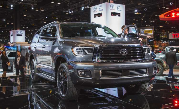 92 Concept of 2019 Toyota Sequoia Redesign Performance and New Engine with 2019 Toyota Sequoia Redesign