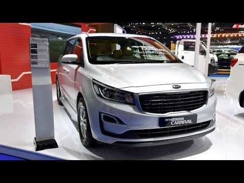 92 Concept of Kia Grand Carnival 2019 Review Release by Kia Grand Carnival 2019 Review