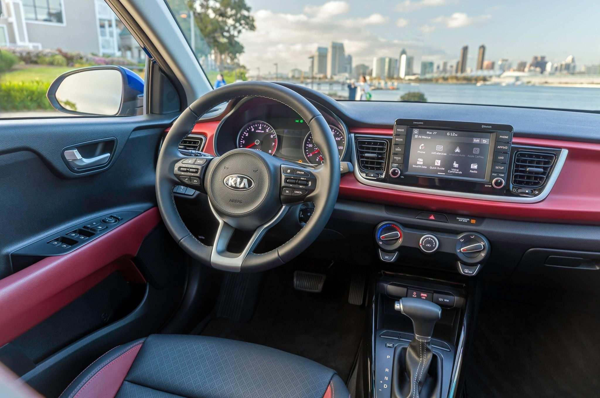 92 Concept of Kia Rio 2019 Interior Price and Review with Kia Rio 2019 Interior