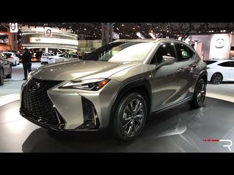 92 Gallery of 2019 Lexus Ux200 Spy Shoot for 2019 Lexus Ux200