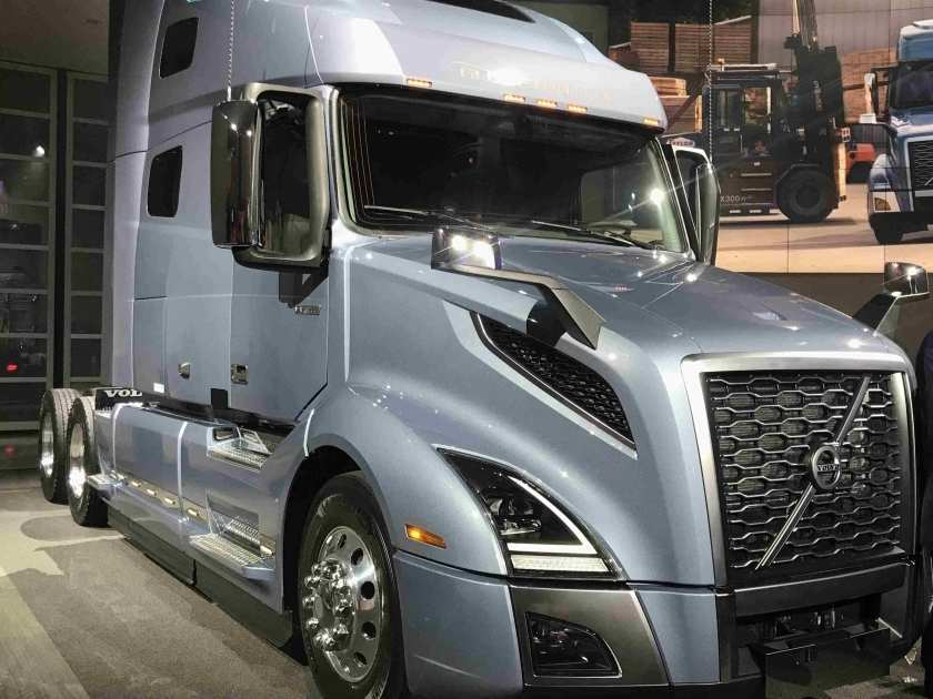 92 Gallery of 2019 Volvo Big Truck First Drive with 2019 Volvo Big Truck