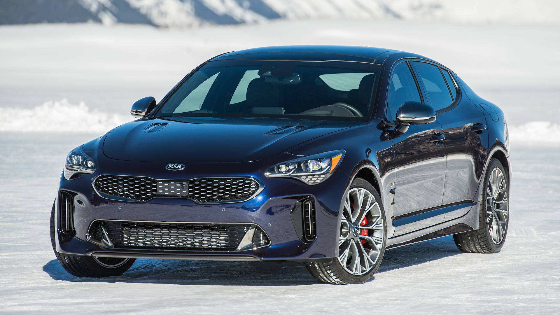 92 Great 2019 Kia Stinger Gt2 Performance by 2019 Kia Stinger Gt2