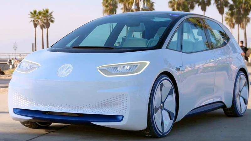 92 New Volkswagen 2019 Electric Redesign for Volkswagen 2019 Electric