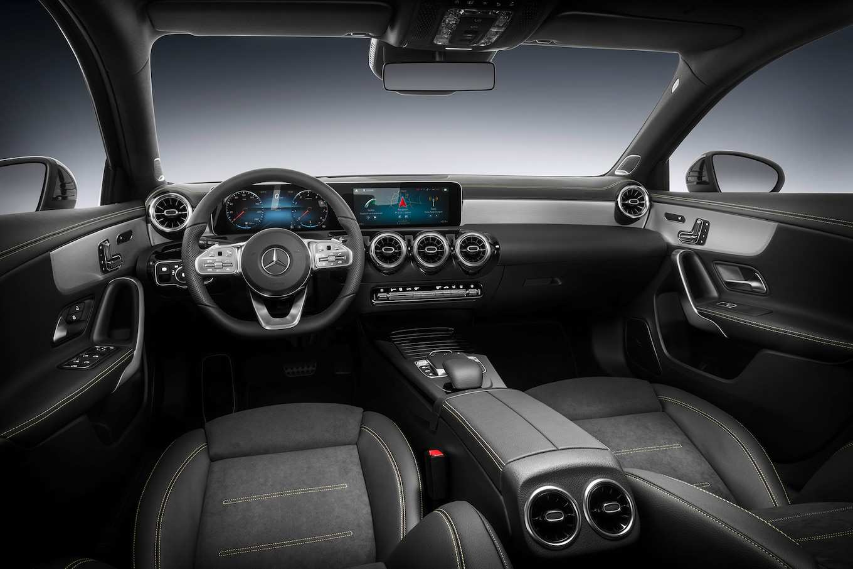 92 The 2019 Mercedes Hatchback Exterior by 2019 Mercedes Hatchback