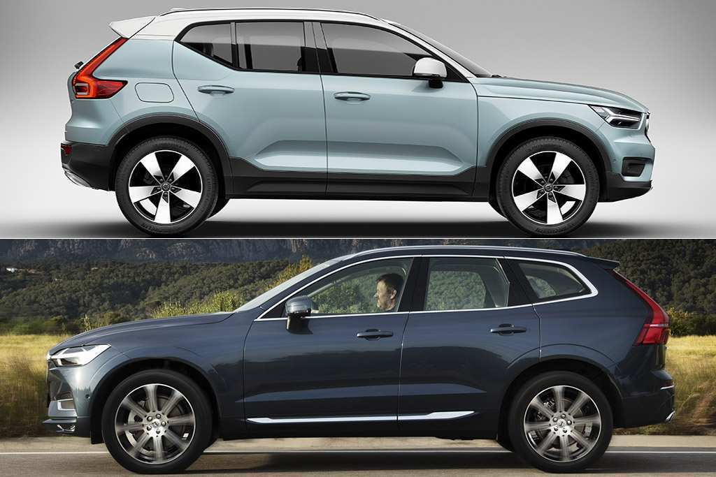 92 The 2019 Volvo Xc40 Length Pricing with 2019 Volvo Xc40 Length
