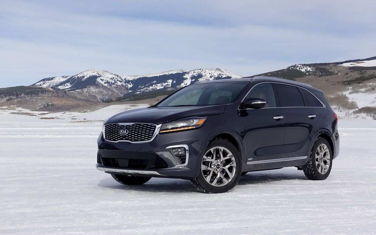 93 Gallery of Kia Sorento 2019 Video New Concept with Kia Sorento 2019 Video