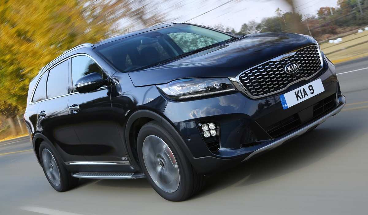 93 Gallery of Kia Sorento 2019 Video Photos for Kia Sorento 2019 Video