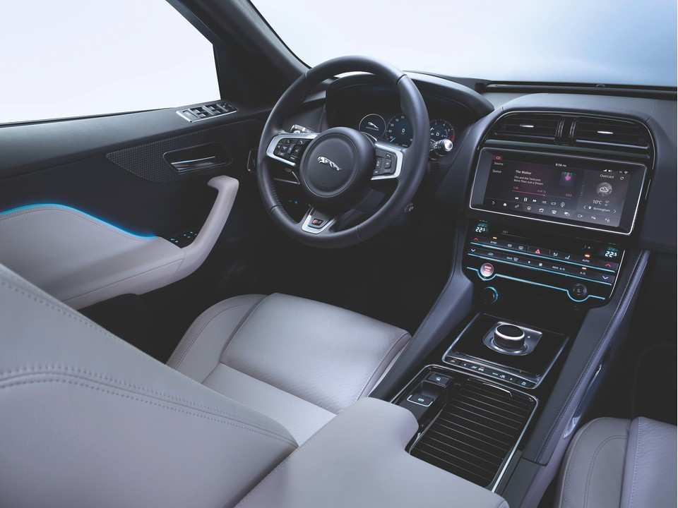 93 Great Jaguar F Pace 2019 Interior Style with Jaguar F Pace 2019 Interior