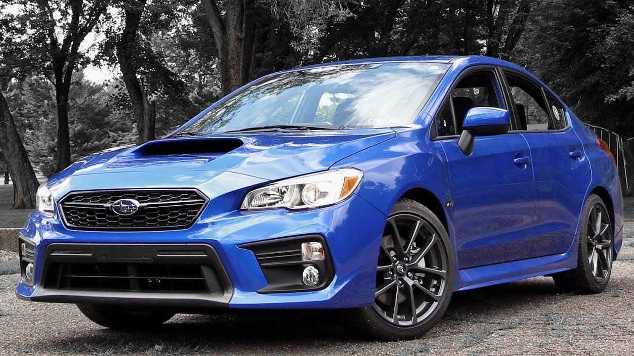 93 New 2019 Subaru Sti Performance with 2019 Subaru Sti