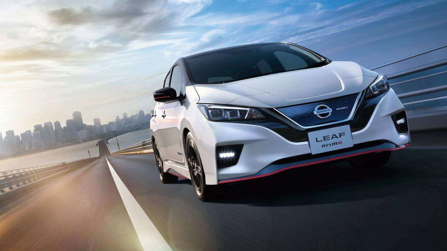93 New Nissan Electric 2019 Performance and New Engine for Nissan Electric 2019