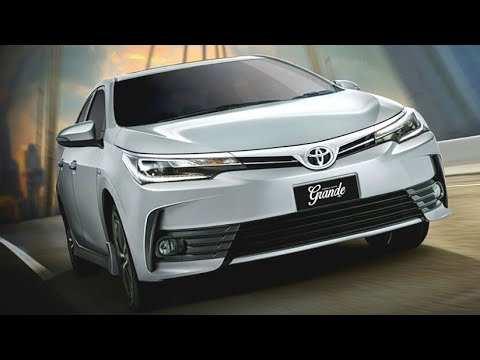 93 New Toyota Gli 2019 Overview by Toyota Gli 2019