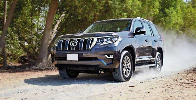 94 All New Prado Toyota 2019 Overview with Prado Toyota 2019