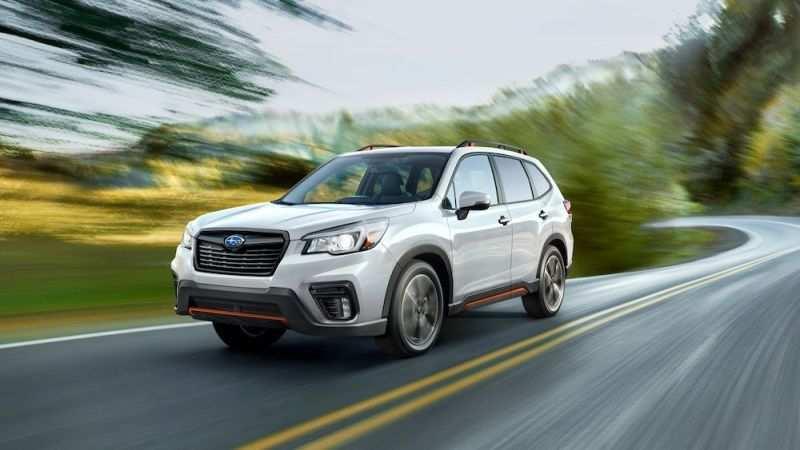 94 All New Subaru 2019 Turbo Interior for Subaru 2019 Turbo