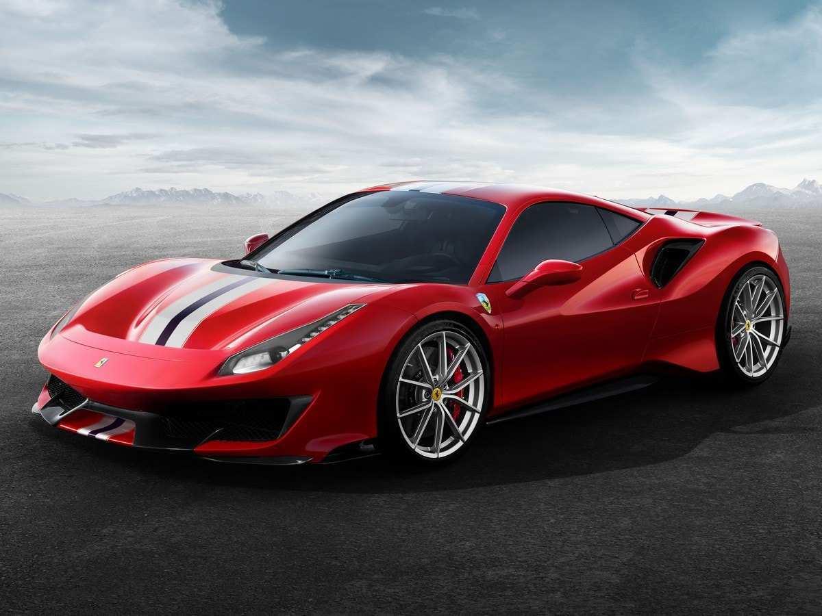 94 Best Review 2019 Ferrari 488 Pista Price Exterior and Interior by 2019 Ferrari 488 Pista Price