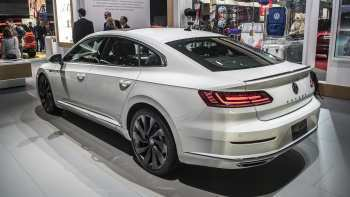 94 Concept of Arteon Vw 2019 Exterior with Arteon Vw 2019