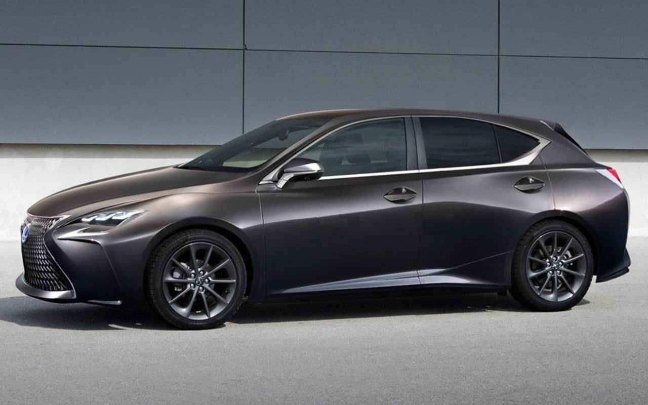 94 Concept of New Lexus Ct 2019 New Review for New Lexus Ct 2019
