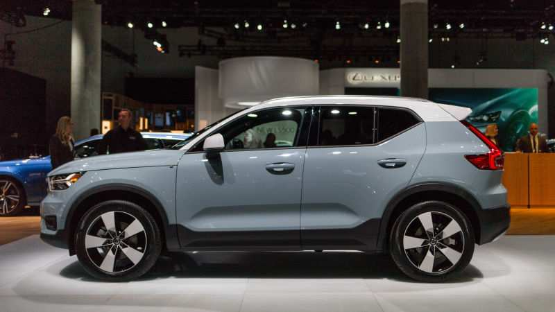94 Gallery of 2019 Volvo Xc40 Interior Spesification by 2019 Volvo Xc40 Interior