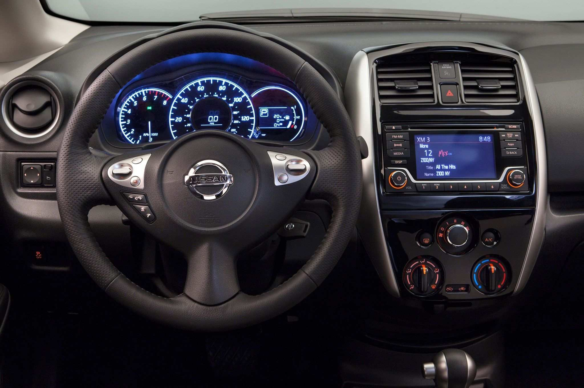 94 Gallery of Nissan Versa 2019 Interior Release for Nissan Versa 2019 Interior