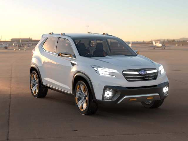 95 Concept of Next Generation Subaru Forester 2019 New Concept for Next Generation Subaru Forester 2019
