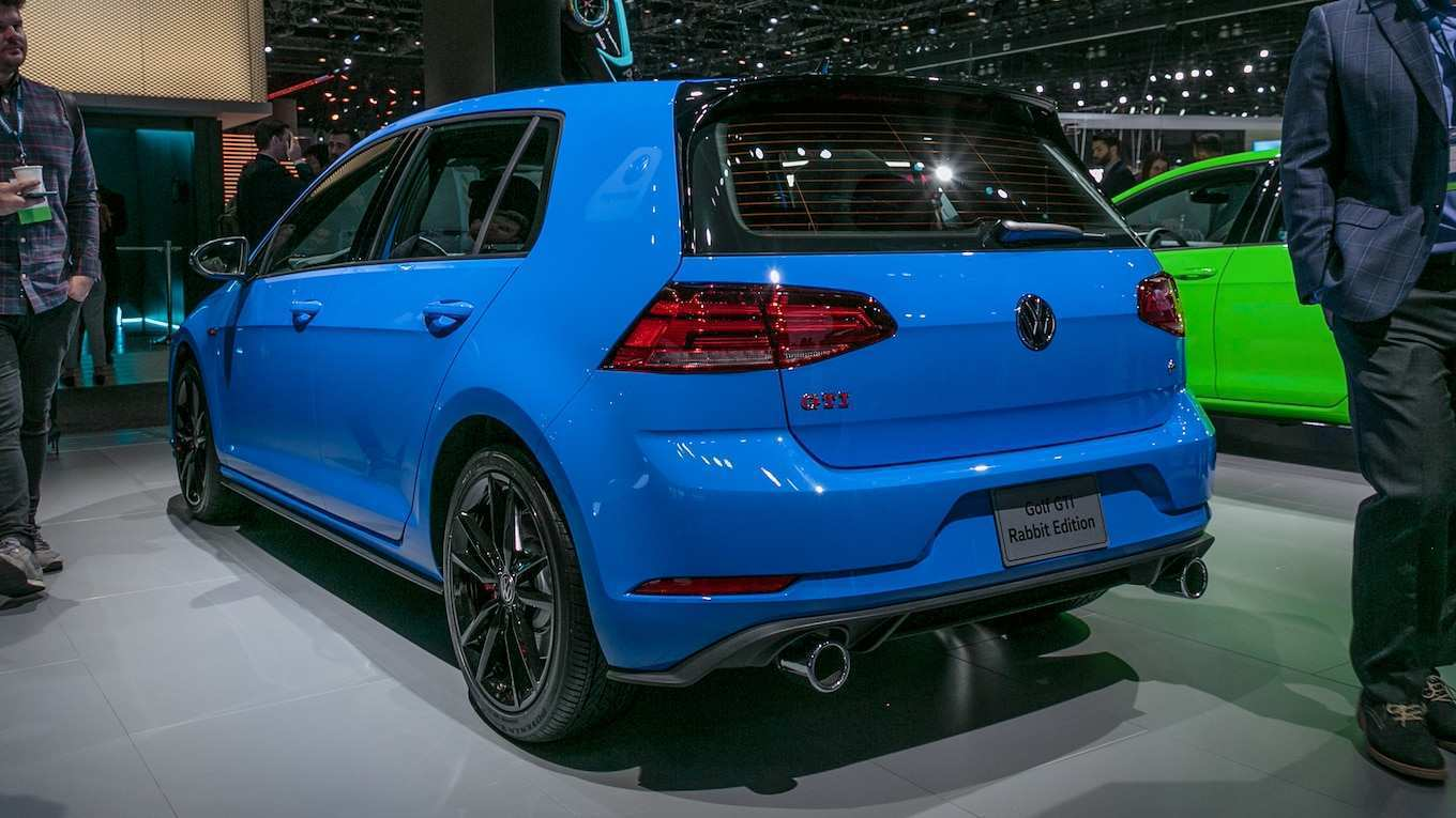 95 Gallery of 2019 Volkswagen Gti Rabbit Edition First Drive by 2019 Volkswagen Gti Rabbit Edition