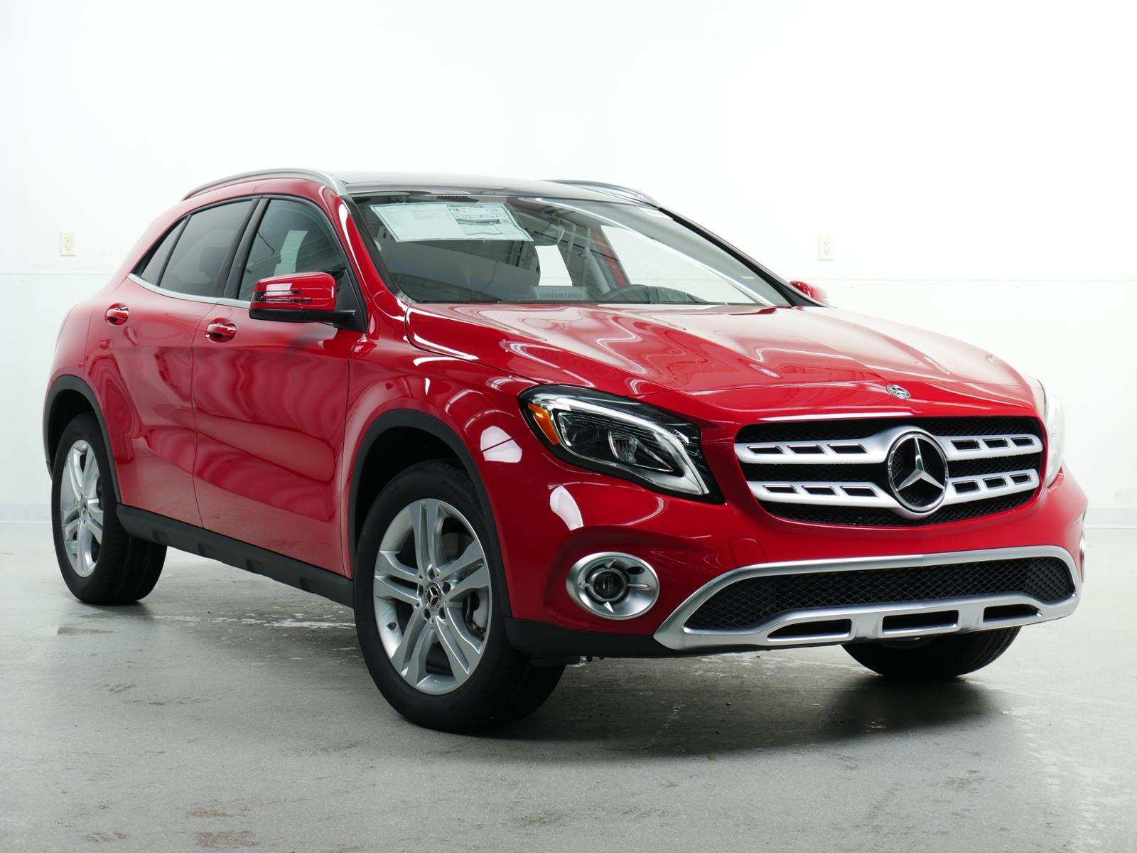 95 Gallery of Mercedes 2019 Gla Picture for Mercedes 2019 Gla