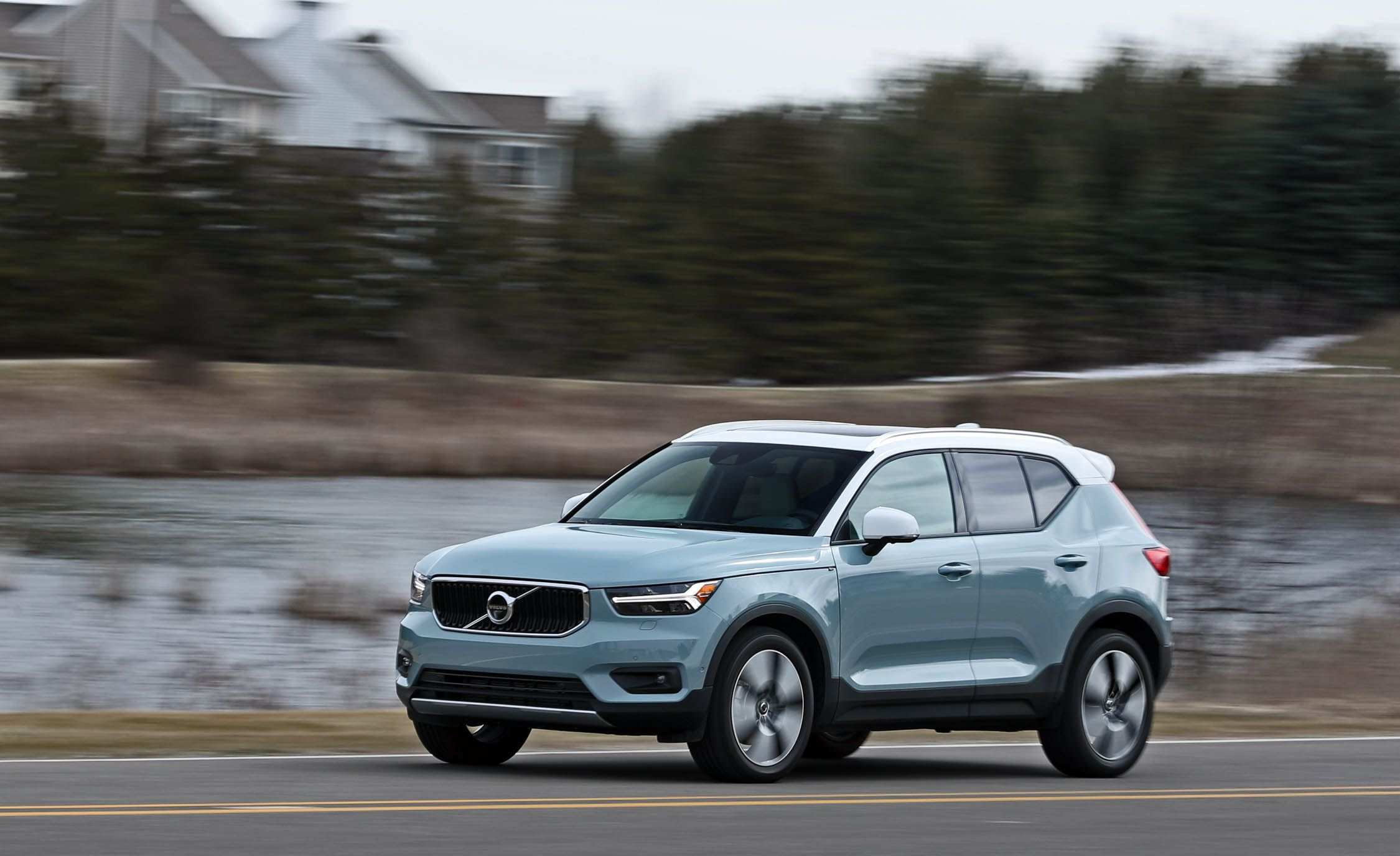 95 New 2019 Volvo Xc40 Length Overview for 2019 Volvo Xc40 Length