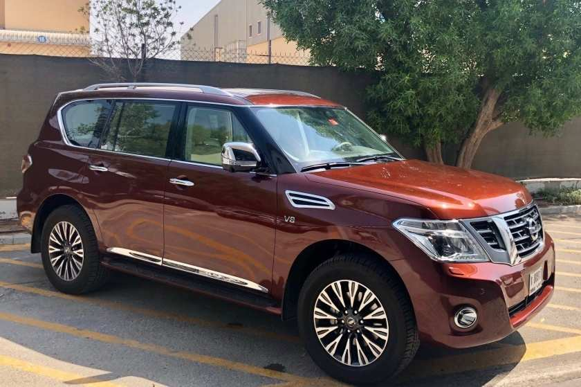 95 The New Nissan Patrol 2019 Price and Review with New Nissan Patrol 2019